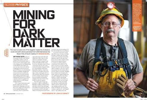 Mining for Dark Matter